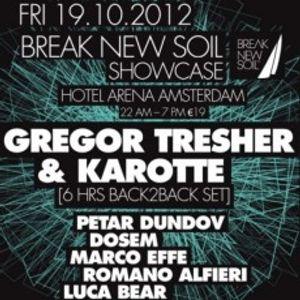 Petar Dundov@BreakNewSoil_LovelandADE, Amsterdam, 19.10.2012.