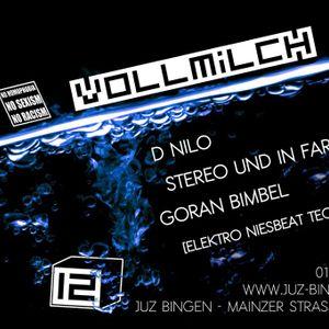 Stereo und in Farbe @ Vollmilch 12, Juz, Bingen, 01.03.13