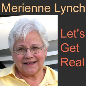 Secret Things of the Heart on Let's Get Real with Merienne Lynch