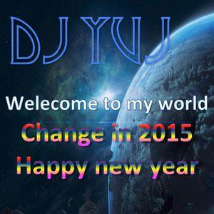 DJ YuJ 2015 New Year Mixtape