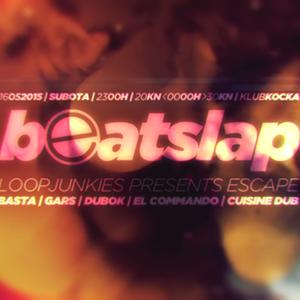 Basta @ Beatslap w. Escape 16.5.2015., Klub Kocka, Split