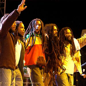 The Marley Brothers w/ Capleton Live in Jamaica 2005