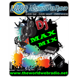 Dj Max Mix on Mixing The World @WWR The World Web Group 90