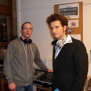 DJ San & Deejay Krüge® live @ Lesz Rádió 2012.03.29. (Komoly Mix 72. adás)