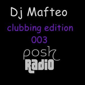 download Dj Mafteo @ Posh Radio 03.06.2010 | Posh Radio