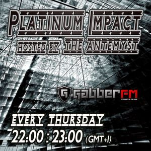 The Antemyst - Platinum Impact 40: The Outside Agency Special (Gabber.fm) 14-02-2013