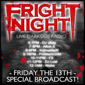 Fright Night Radio Friday 13th - Niche