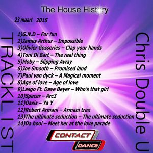 The House History hosted by Chris Double U 23 maart 2015