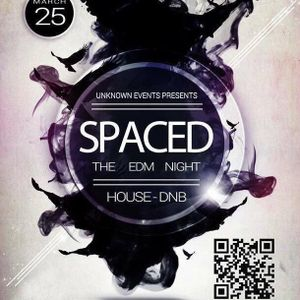 Oddballsavage LIVE warm-up set at Spaced EDM night, Southampton