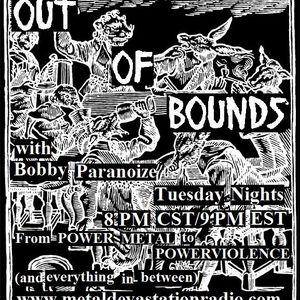 Out Of Bounds 12-27-16 (Year End Special)