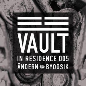 In Residence 005: Ändern by Byoosik