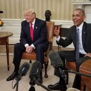US Correspondent – Obama passes the torch