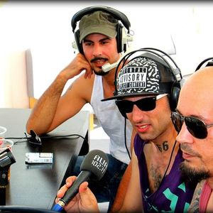 Entrevista - MED - Them Strange Sick Blues - 25Jun