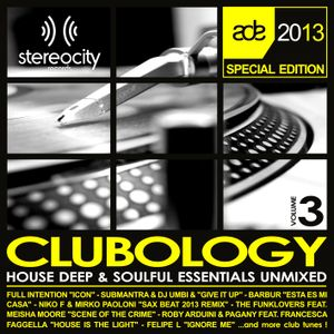 Clubology The House Chart - Dec 21, 2013