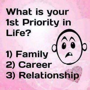 RJ IQRA .......apki life ki 1sr priority kia hy