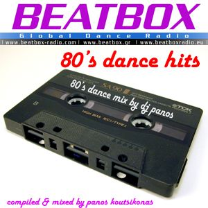 Beatbox Radio 80's Dance mix by panos koutsikonas