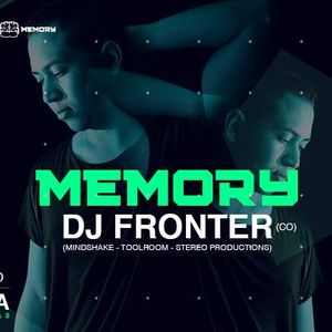 DJ FRONTER @ MEMORY  [Lima Xpress]
