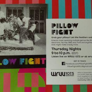 Pillow Fight 005 - June 8, 2017 Flyer Official!!