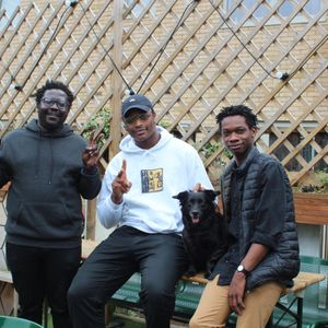 Lunch Times W/ Naffi ft. Jimi Perspective  and Jay Johnson - 24th April 2018