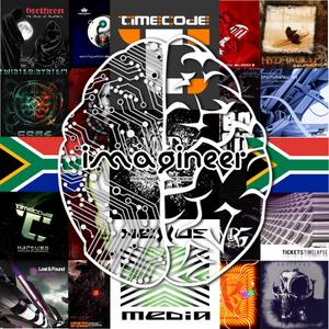 DJ Imagineer - Kickin' It Old School Vol.1