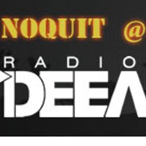 Dj NOQUIT Live + Interview / Dance Connections On RadioDeea.ro