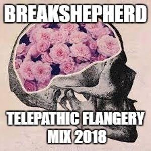 Telepathic Flangery Mix 2018