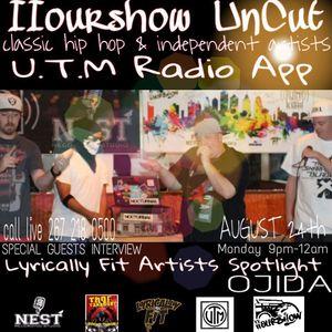OJIDA - IIourshow Uncut  - 8-24-15
