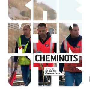 Cheminots, interview de Sébastien Jousse