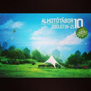 Andrey PUSHKAREV @ Alkotótábor 10 (Balatonkenese, Hungary) 2013-07-20