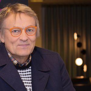 Lars Lerin om sin nya roll som pappa