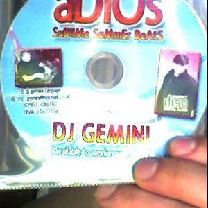 DJ GEMINI ADIOS CD