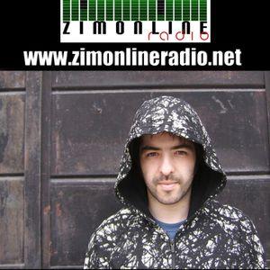 Alex ElVíl @ ZimOnLine Radio - Presented by DJ Fiend (UK)