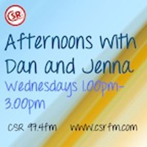 Afternoons with Dan and Jenna Podcast 9