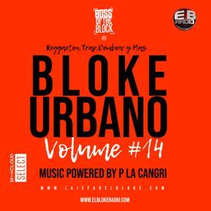 Bloke Urbano #14 Mix Powered by P La Cangri