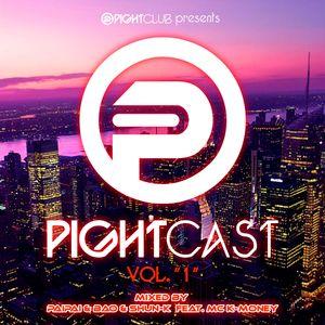 PIGHT CLUB(DJBAO,DJ SHUN-K,DJ PAIPAI)-PIGHT CAST VOL.1 (2013)