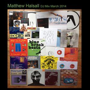 Matthew Halsall DJ Mix March 2014