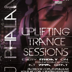 DJ Phalanx - Uplifting Trance Sessions EP. 58 / on air 25th January 2013 / powered by uvot.net