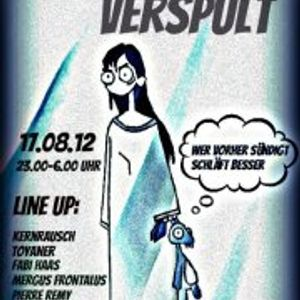 Lerry Jones @ Verspielt-Verspult Zollamt 17.8.12