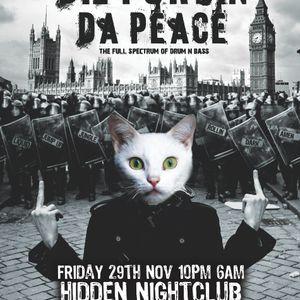 Rude FM Dizturbin Da Peace show