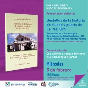 Entrevista - Maria Adelina Alameda - Presentación Editorial