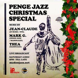 The Penge Jazz Sessions, Xmas 2014 - Session 2: Jean-Claude, Mark G. & Thea B2B