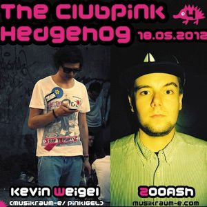 004 The Clubpink Hedgehog- Kevin Weigel meets Zooash