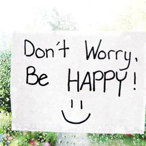 Don't Worry, Be Happy (January 2014 Electronic Live Set By Victor Rodriguez)