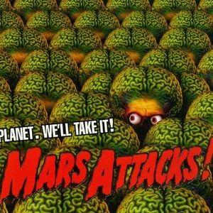 Mars Attacks Part 2