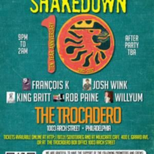 Josh Wink - Live @ The Trocadero [10year Anniversary](Philadelphia,USA) [Part 02] - 10-03-2012