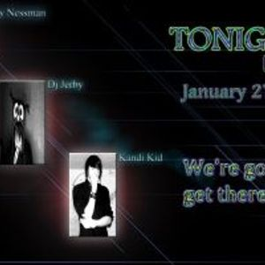 Tonight's Lights (Live Set)