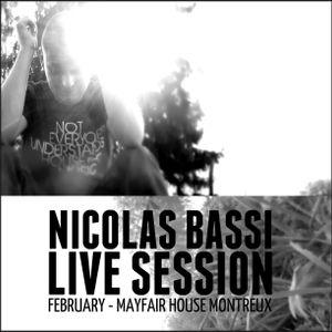 Nicolas Bassi - Live Session