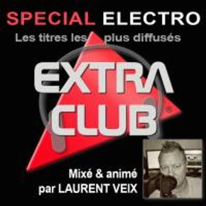 Extra Club Électro du 3/07/2016 avec Laurent Veix sur Radio Belfortaine #ExtraClubelectro