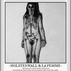 HOLSTENWALL, Exclusive Playlist (for Le Musicassette)