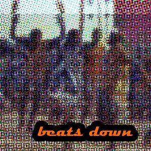·beats down·